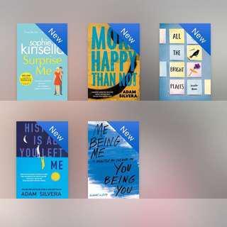 NEWLY ARRIVED E-BOOKS❣️