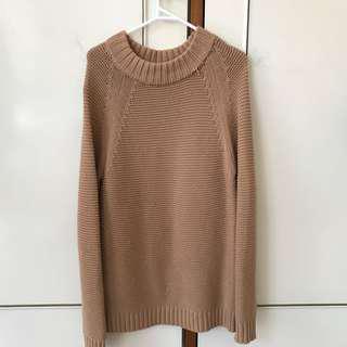 Zara Cable Knit Dress