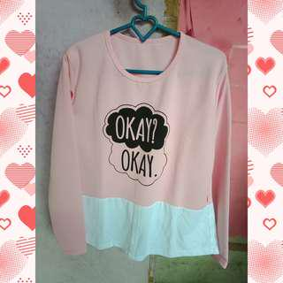 #mauIphoneX baju pink