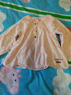 around 2to 3 years old girl's wear