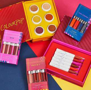 Colourpop Schools In Session Collection 🍎