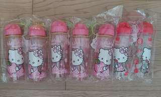 現貨 Hello Kitty 水瓶 水樽 BPA free Sanrio water bottle 兒童外出用品