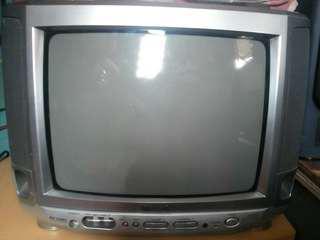 Tv aiwa tabung 14 inc