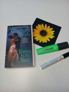REPRICED: Tempted by the Night by Elizabeth Boyle