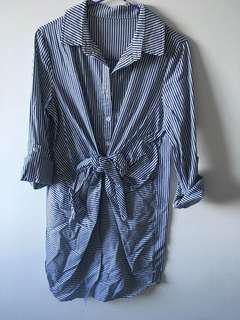 Shirt dress sz 8
