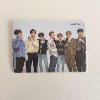 MONSTA X THE CONNECT PC