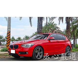 2011年 118i  買車再給 兩年/四萬公里保固,成本+1萬出售, 歡迎來電 0984389297