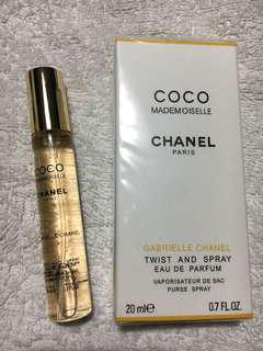 Authentic Tester Coco Mademoiselle Chanel