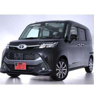 2017 Toyota Tank Custom G-T(HK motorcity汽車代購服務)