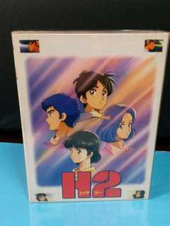 安達充 日本動畫H2 全41話DVD