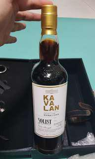 Kavalan Sherry Cask single malt  700ml special set