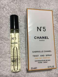 Authentic Tester N5 Chanel