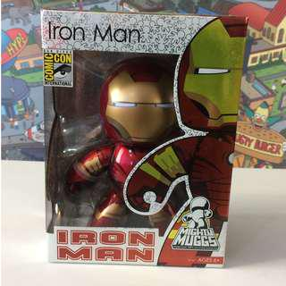 Mighty Muggs SDCC Exclusive Iron Man