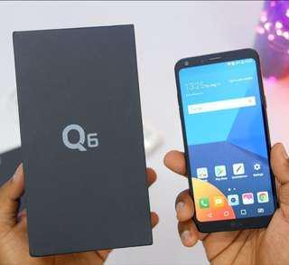 LG Q6.  Bisa di Kredit Tanpa kartu kredit