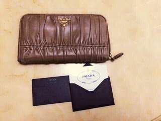 Original Prada wallet