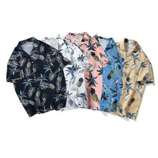 熱帶 花襯衫 🍍