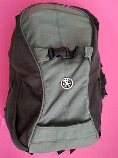 Crumpler Whickey and Cox Camera and Notebook Bag