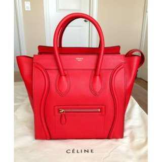 Celine mini bag