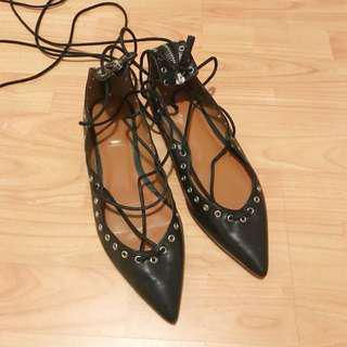Zara points size 40