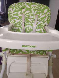 Preloved baby chair