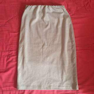Colorbox Grey Skirt