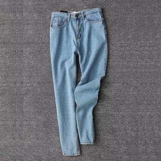 🚚 全新高腰直筒褲