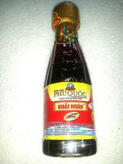 [LAST 5 BOTTLES] BEST SELLER - AUTHENTIC Phu Quoc Khai Hoan Fish Sauce For Sale