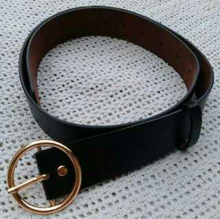 Ring/Round Buckle Belt