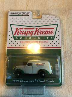 Chevrolet 1939 Cast Iron Krispy Kreme