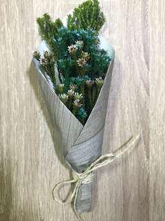 Dried Mini Flower Bouquet