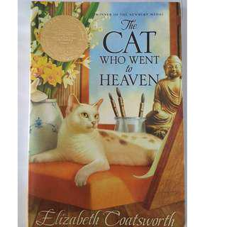 GEP ERP Book –The cat who went to heaven by elizabeth coatsworth