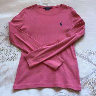 Ralph Lauren long sleeve knit
