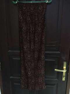 no brand rok prisket batik panjang #mauiphonex
