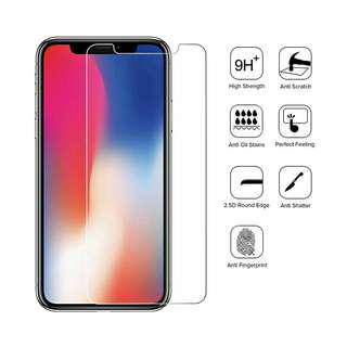 IPhone XS tempered glass screen