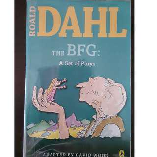 Roald Dahl The BFG: A set of plays