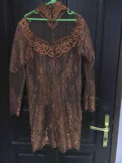 kebaya bordir tailor made #mauiphonex