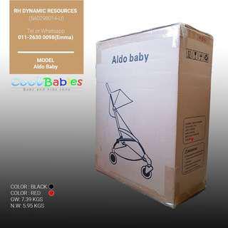 Aldo baby Stroller ( 2 unit) - Stock Clearance Sale.