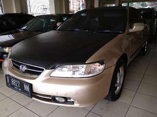 Honda accord exi 2003
