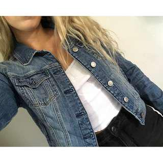 Denim Jacket - great condition!