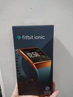 Brand new sealed fitbit ionic