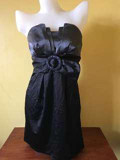 tube mini dress