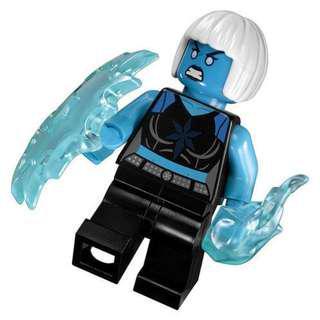Lego DC Super Heroes - Killer Frost 76098 Minifigure new