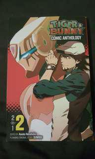 Tiger & Bunny Comic Anthology 2