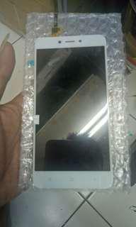 Lcd fullset xiaomi redmi 4x baru gratis pasang