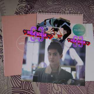 SUHO 'UPPERCALSS FIRST PHOTOBOOK' I WAS SPELLBOUND WHEN I FIRST SAW YOU