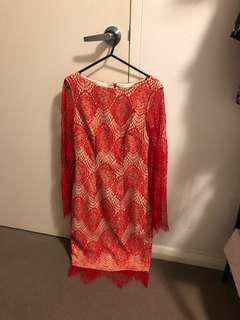 Langhem size 6 dress