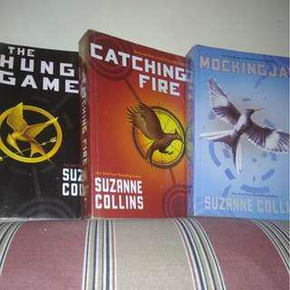 Hunger Games Boxed Set