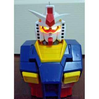 (日版) Mobile Suit Gundam Cockpit Bank 機動戰士 高達發光儲錢箱