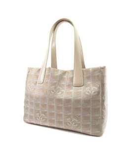 Original Chanel travel line bag