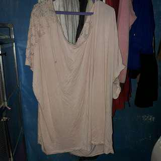 Repriced! PLUS SIZE CLOTHES (SHIRTS/DRESS)